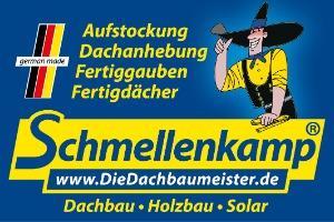 Schmellenkamp - Die Dachbaumeister - Dachbau • Holzbau • Solar