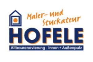 Stuckateur Hofele