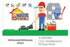HAUStechnik&HAUSmeister Ferencz