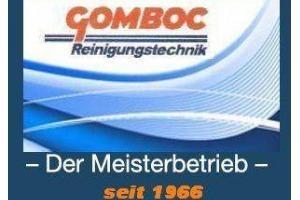 Gomboc GmbH Meisterbetrieb Gebäudereinigung