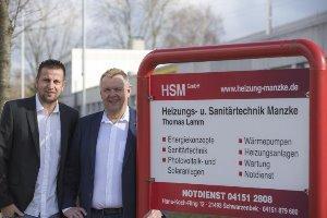 HSM Heizungsbau/ Thomas Lamm & Benjamin Kokartis